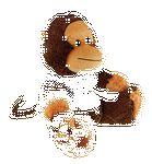 Custom Softest Thing Ever - Monkey