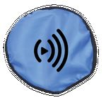 Custom Royal Blue Flippy Flyer
