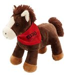 Custom Show Ponies - Brown