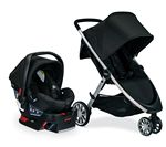 Custom Britax B-Agile Travel System