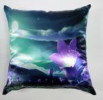 Custom Dye Sublimated 12 x 12 Polyester Throw Pillow