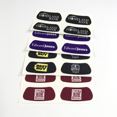 Pro-Grade Eye Black Stickers - Tattoo Alternative