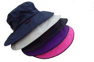 Custom Bucket Hat w/ Adjustable Drawcord