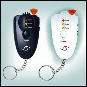 Alcohol Breathalyzer Device