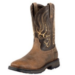 Ariat® Men's Workhog® Mesteño Composite Toe Boots