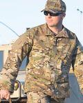 Custom Propper Battle Rip ACU Coat - ATACS Camo Coat
