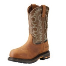 Ariat® Women's Workhog® Pull-On H2O Composite Toe Boots