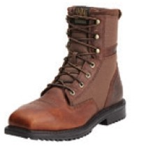 "Ariat® Men's RigTek™ 8"" Wide Square Toe Boots"