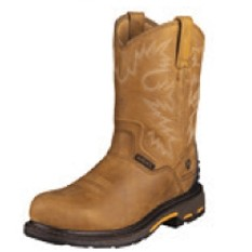 Ariat® Men's Workhog® RT Pull-On H2O Boots