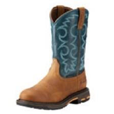 Ariat® Women's Workhog® Pull-On H2O Boots