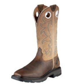Ariat® Men's Workhog® Wide Square Toe Tall Boots