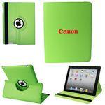 Custom Ipad Mini 360 Case, Faux, Green
