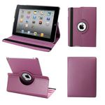 Custom Ipad Pro Case, Faux, Purple
