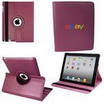 Custom Ipad Mini 360 Case, Faux, Purple