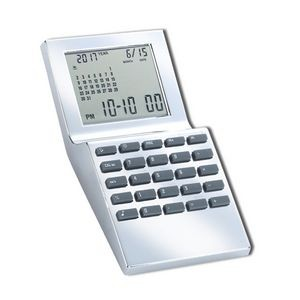 Calculator w/ Calendar & Alarm