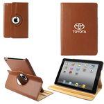 Custom Ipad Mini 360 Case, Faux, Brown