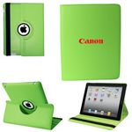 Custom Ipad 360 Case, Faux, Green