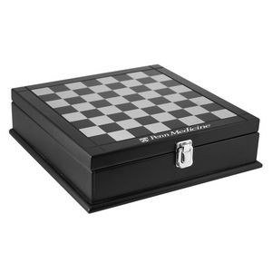 8-in-1 Game Wooden Box