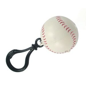Baseball Sports Ball Projection Key Chain - Color Projection Image