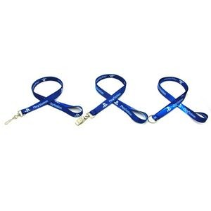 "Ocean Imported 5/8"" Digitally Sublimated Lanyard"