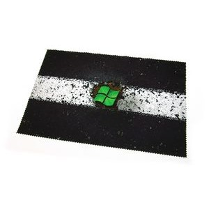 "Full Color Microfiber Cloth - 8"" x 12"""
