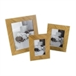 Custom Vogue Bamboo Photo Frame