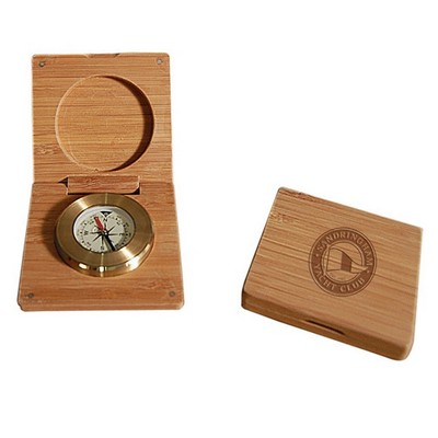 Progress Bamboo Compass