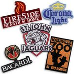 Custom Embroidered Appliques (Up to 2