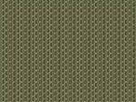Custom Green Woven Vinyl Placemat