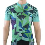 Custom Performance Short-Sleeve Cycling Jersey