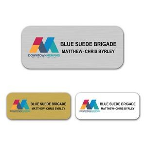 Mobile Screen Printing & Embroidery - Name Badges