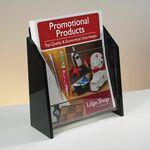 Custom Deluxe Acrylic Literature Holder - Countertop (8-1/2