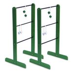 Custom Ladder Golf Game (Custom Color Included) w/ (6) Bolas (in 2 colors)