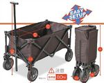 Custom Folding Pull Cart