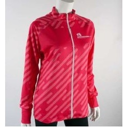 Ladies Full Zip Track Jacket