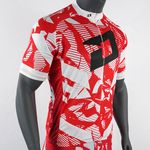 Custom Men's Custom Sublimated 1/4 Zip Cycling Jersey