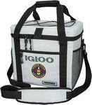 Custom Igloo 24 Square Can Marine Ultra Soft Side Cooler