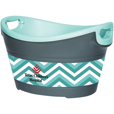 Charcoal/Seafoam Igloo® Party Bucket