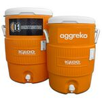 Custom Igloo Industrial 5 Gallon Seat Top Cooler