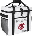 Custom Igloo 36 Square Can Marine Ultra Soft Side Cooler