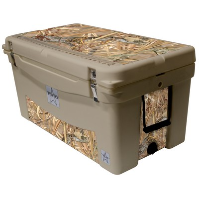 Frio 65 Tan Kings Camo® Field Ice Chest Cooler