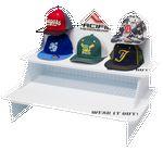 Custom 10 Mil Custom Table Top Hat Display