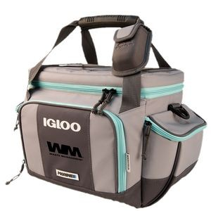 Igloo Marine Tacklebox Bag (Grey/Seafoam)
