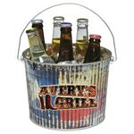 Custom VP Brand Beverage Bucket