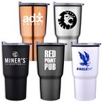 Custom 20 oz. Econo Stainless Tumblers