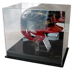 Custom Acrylic Baseball Batting Helmet Display Case