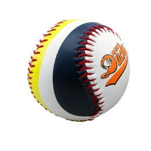 Imported Baseball with up to full color imprint