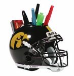 Custom Licensed Scale Miniature Football Helmet Desk Caddy (NCAA)
