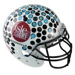 Custom Full Size Replica football Helmet with 144 1