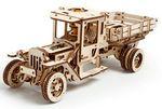 Custom Wooden 1920's Truck 3D Model